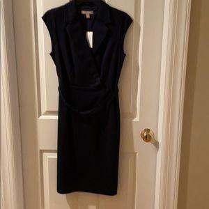 Navy Blue Banana Republic Dress-Size 6